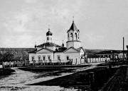 Церковь Спаса Нерукотворного Образа - Витим - Ленский улус - Республика Саха (Якутия)