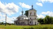 Церковь Николая Чудотворца - Кубринск - Переславский район - Ярославская область