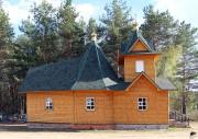 Церковь Сергия Радонежского - Пестово (Покров-Молога) - Пестовский район - Новгородская область