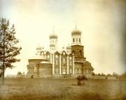 Парзи. Троицы Живоначальной, церковь