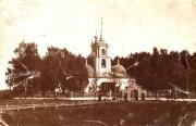 Церковь Усекновения Главы Иоанна Предтечи на Предтеченском кладбище - Гагарин - Гагаринский район - Смоленская область