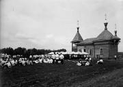 Неизвестная церковь при лагере Нижегородского гарнизона - Нижний Новгород - г. Нижний Новгород - Нижегородская область