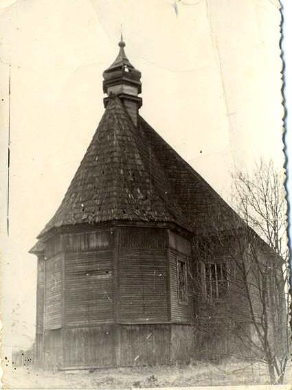 Церковь Георгия Победоносца, Яглевичи