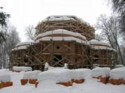 Петрово-Дальнее. Успения Пресвятой Богородицы (восстановленная), церковь