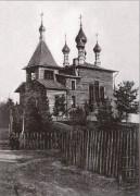 Церковь Троицы Живоначальной - Победа (Каннельярви) - Выборгский район - Ленинградская область