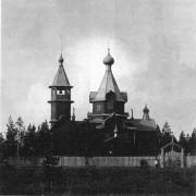 Церковь Серафима Саровского - Заходское - Выборгский район - Ленинградская область