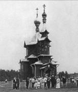 Церковь Спаса Преображения - Горьковское - Выборгский район - Ленинградская область