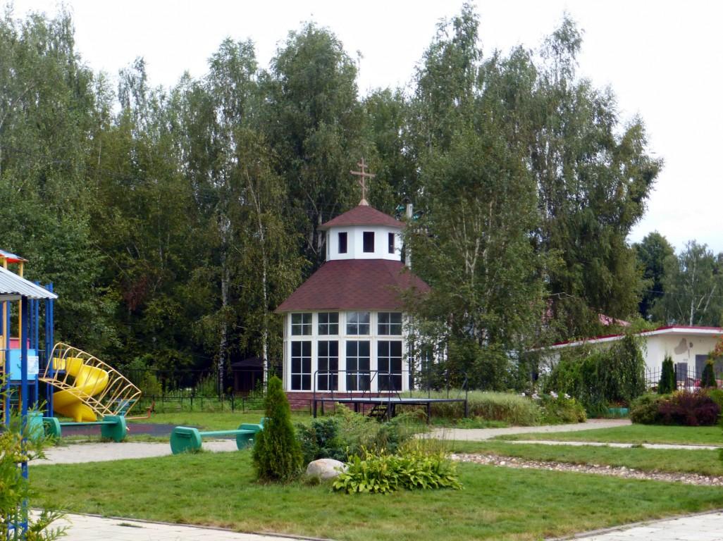 Часовня Николая Чудотворца, Огуднево