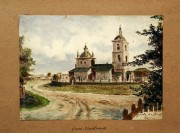 Церковь Василия Великого - Иковское - Белозерский район - Курганская область