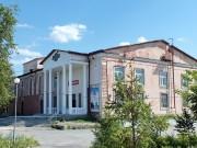 Церковь Богоявления Господня - Катайск - Катайский район - Курганская область