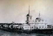Церковь Покрова Пресвятой Богородицы - Шмаково - Варгашинский район - Курганская область