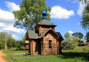Часовня Михаила Архангела - Александровское - Даровской район - Кировская область