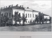 Церковь  Иоанна Богослова при Пензенском духовном училище - Пенза - Пензенский район и г. Пенза - Пензенская область