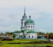 Церковь Сретения Господня (старая) - Колчедан - Каменский район - Свердловская область