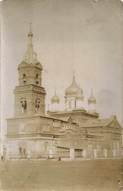Церковь Благовещения Пресвятой Богородицы, Верхнеуральск