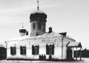 Церковь Воздвижения Креста Господня - Шадринск - Шадринский район - Курганская область