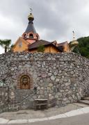 Монастырь Крестовая пустынь - Солохаул - г. Сочи - Краснодарский край