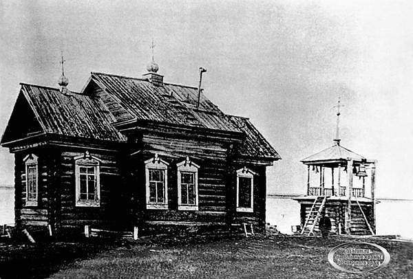 Церковь Введения во храм Пресвятой Богородицы, Дудинка