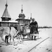 Церковь Николая Чудотворца - Церковенка, урочище - Красноселькупский район - Ямало-Ненецкий автономный округ
