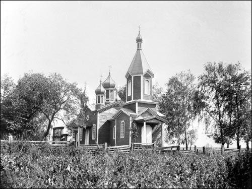 Церковь Николая Чудотворца, Николаевщина