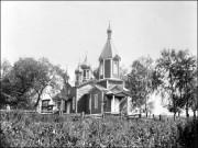 Церковь Николая Чудотворца - Николаевщина - Столбцовский район - Беларусь, Минская область