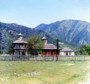 Церковь Георгия Победоносца в Калдахварах - Бзып (Бзыбь) - Абхазия - Прочие страны