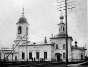 Церковь Екатерины во Флоровке - Вологда - г. Вологда - Вологодская область