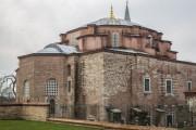 Стамбул. Сергия и Вакха, церковь
