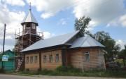 Церковь Казанской иконы Божией Матери (строящаяся) - Малое Зиновьево - г. Семёнов - Нижегородская область