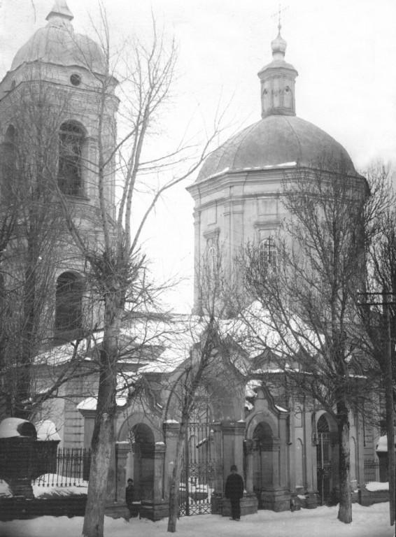 Церковь Успения Пресвятой Богородицы, Дорогобуж