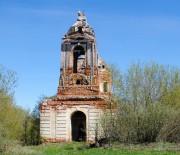 Церковь Троицы Живоначальной - Соловьевка - Чернский район - Тульская область