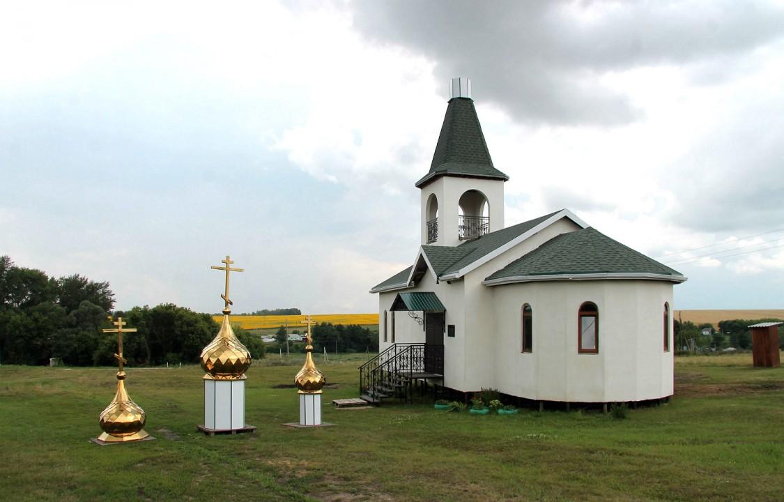 Церковь Сергия Радонежского (строящаяся), Медвежье
