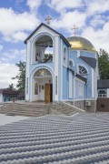 Церковь Николая Чудотворца - Николаенко - Апшеронский район - Краснодарский край