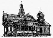 Церковь Николая Чудотворца при 12-ом Драгунском Мариупольском полку - Белосток - Подляское воеводство - Польша