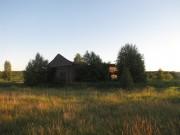 Неизвестная церковь - Нижняя Ваеньга - Виноградовский район - Архангельская область