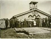 Церковь Иннокентия, епископа Иркутского (временная) - Танхой - Кабанский район - Республика Бурятия