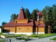 Церковь Георгия Победоносца - Большое Трифоново - Артёмовский район - Свердловская область