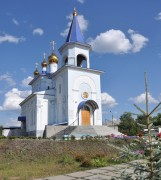 Агаповка. Владимирской иконы Божией Матери, церковь