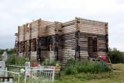Церковь Всех Святых (строящаяся) - Верхнеуральск - Верхнеуральский район - Челябинская область