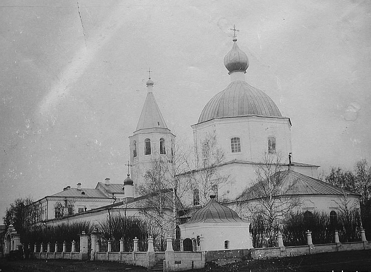 Собор Троицы Живоначальной (старый), Мамадыш