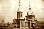 Церковь Троицы Живоначальной - Талдан - Сковородинский район - Амурская область