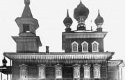 Церковь Димитрия Солунского - Лекшур (Бухарцы) - Сюмсинский район - Республика Удмуртия