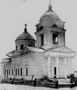Церковь Троицы Живоначальной (старая) - Кизнер - Кизнерский район - Республика Удмуртия