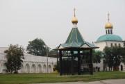 Далматовский Успенский мужской монастырь. Звонница - Далматово - Далматовский район - Курганская область
