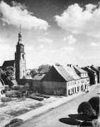Церковь Воздвижения Креста Господня - Рудна - Нижнесилезское воеводство - Польша