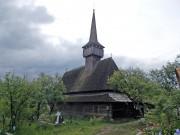 Церковь Николая Чудотворца (верхняя) - Будешть - Марамуреш - Румыния