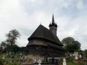 Церковь Николая Чудотворца (нижняя) - Будешть - Марамуреш - Румыния