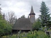 Церковь Параскевы Пятницы - Сырби - Марамуреш - Румыния