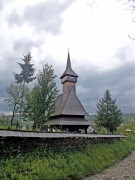 Церковь Николая Чудотворца - Сырби - Марамуреш - Румыния