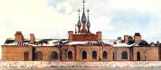 Церковь Троицы Живоначальной при 172-ом пехотном Лидском полку - Лида - Лидский район - Беларусь, Гродненская область